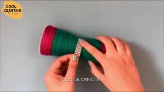 waste plastic glass craft ideas easy