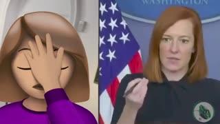Jen Psaki Biden Press Secretary... Guess What Let's Circle Back...