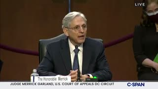 Merrick Garland Defends DOJ Nominee Who Argued That Black People Have Greater Abilities