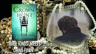 Book Trailer for Crown Hunt and Last Train to Danville