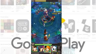 Hyper Heroes - Gameplay EP1 - Android