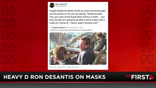 The Left's Mask Hypocrisy