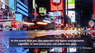 What is city lights?