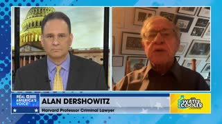 ALAN DERSHOWITZ ON THE SCARIEST CONGRESSIONAL HEARING SINCE THE 1950'S