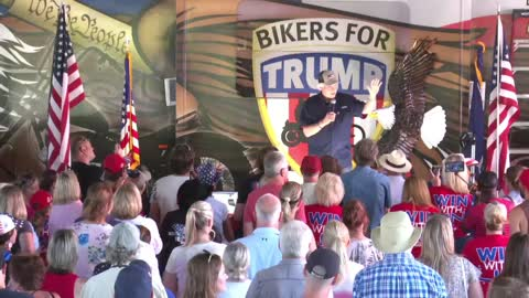 Bikers for Trump | Win With Lin | Mike Lindell Rally | South Carolina (Lin Wood) Sunday May 9, 2021