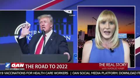 Liz Harrington on OAN: 'The Road to 2022'