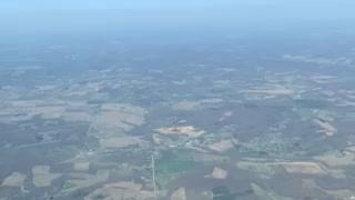 Flying around Ohio