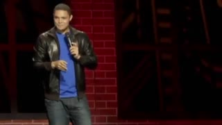 Trevor Noah Thinks Shooting Miners Is Funny