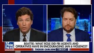 Tucker Carlson FBI Involved With Capitol Insurrection