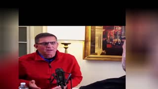 General Flynn BOMBSHELL (AJ Interview)