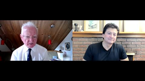 Dr. Roger Hodkinson Follow-up Interview - Breaking News