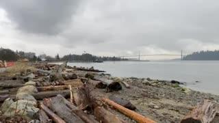 West Vancouver Beach