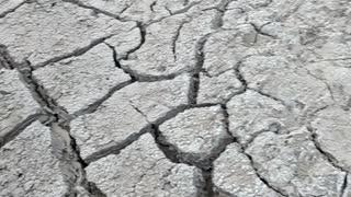 Broken desert