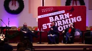 December 2020 - Barnstorming Georgia!