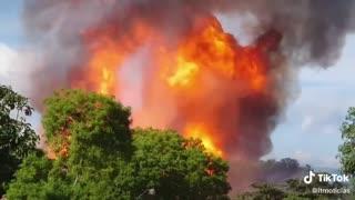 Massive fire 🔥
