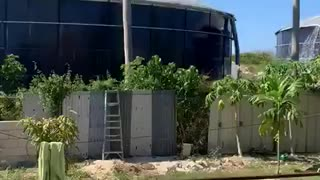 Massive Caribbean earthquake shakes giant water tanks in Miami