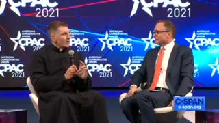 Fr. Altman - An Interview with Father James Altman on C-PAC. July 2021