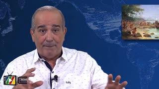 Cancelado o descobrimento do Brasil