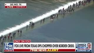 The border invasion