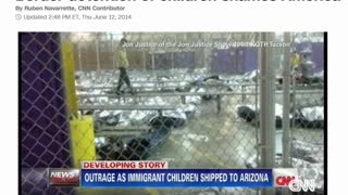 Kids in cages from 2014!