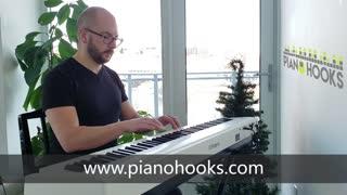 Aye Mere Humsafar - Chorus (Easy Piano Tutorial)