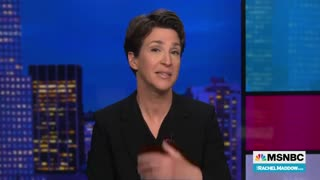 """Rachel Maddow Says She Has to """"Rewire"""" Herself"""