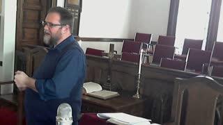 Sermon I Peter 3_18-22