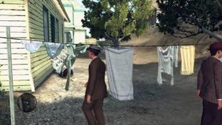 L.A. Noire - Just kidding around