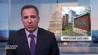 Law Professor Sues University Over Vaccine Mandate