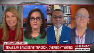 """MSNBC'S Wallace on Supreme Court against abortion: """"Maybe Mueller will look into it"""""""