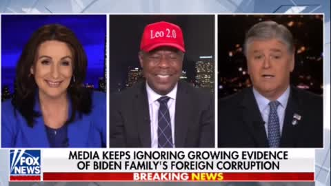 Hunter Biden Racist --- Does the Apple Fall Far From the Tree?