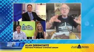 MUST WATCH: Dining with Dershowitz