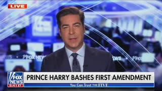 Jesse Watters weighs in on Prince Harry