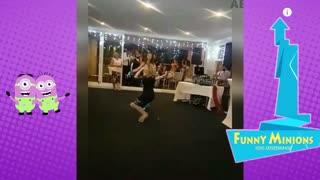 An Hilarious Dance Action Fail.