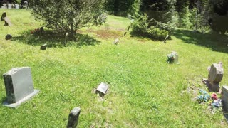 Hensley Cemetery - Drone Footage