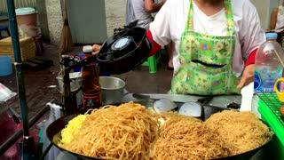 Street Food Seller , Special Cheff Food