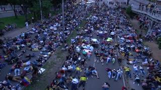 Así transcurrió la gran protesta del silencio en Bucaramanga