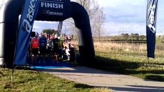 2014 Westminster Trail Half Marathon - Start
