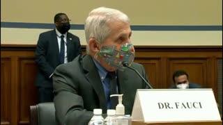 Dr. Fauci, Jim Jordan spar over pandemic restrictions