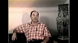 Bill Cooper, talks about UN One World Government