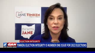 Timken: Election integrity is #1 issue for 2022 elections