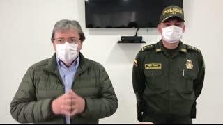Ministro de Defensa confirma investigación en caso de brutal procedimiento policial