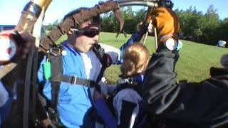 Balloon Tandem Skydive