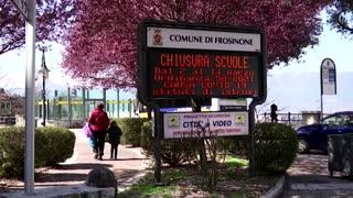 Easter lockdown looms in Italy, again