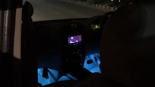 Car Music system Live Dj Playing