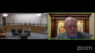 COS Resolution Passes Senate Committee