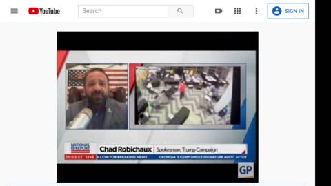 NewsMax Interview @GabrielSterling