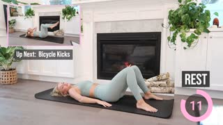 QUARANTINE ABS | Great 8 Minute Go-To Waist Workout