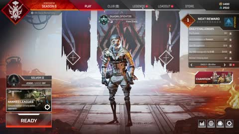 Apex Legends Season 8 - Unlock Fuse
