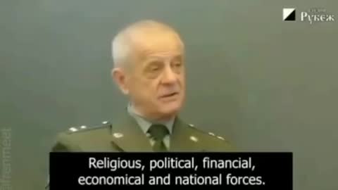Russian Military Colonel Exposes The Lies